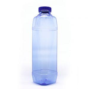 1-Liter-eckig-CO2-Verschluss