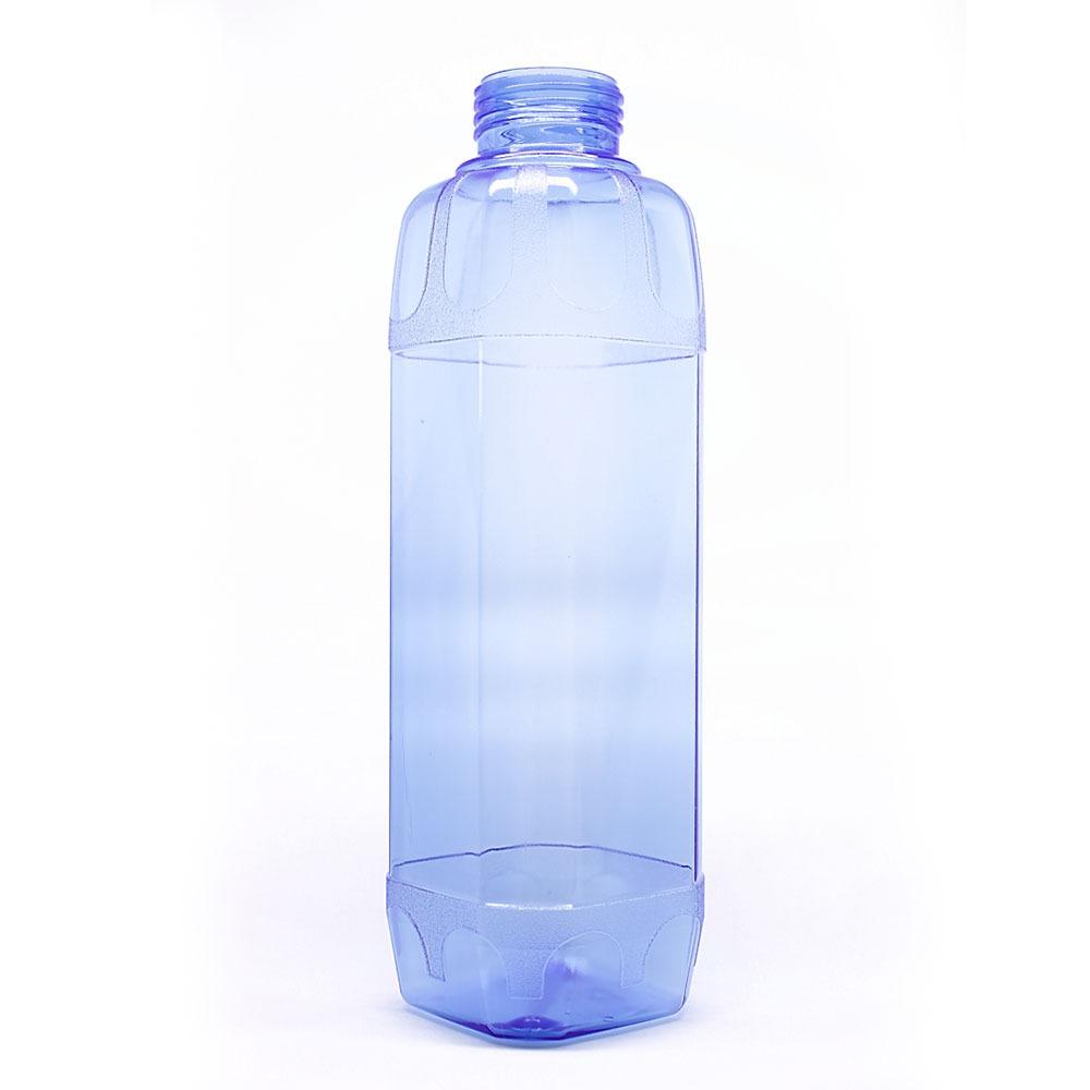 1 Liter eckig ohne Verschluss