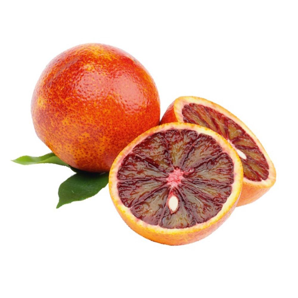 Roter-Orangensaft